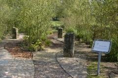 """Tastgarten """"Garten der Sinne"""""""