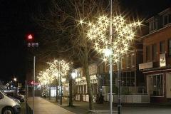 die Weihnachtsbeleuchtung des bvv