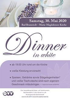 """""""Dinner In White"""""""